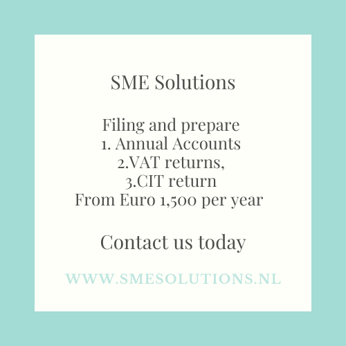 Bookkeeping services in Amsterdam