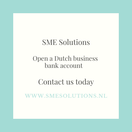 Open a bank account in the Netherlands